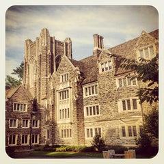 Photo taken at Duke University by Thiago F. on 6/13/2012