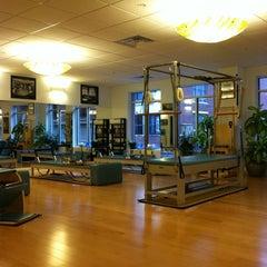 Photo taken at Reform. A True Pilates Studio by Christen G. on 10/2/2011