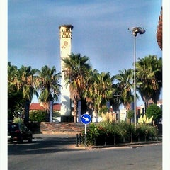 Photo taken at Oliva de la Frontera by Oliver O. on 8/20/2011