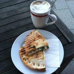 Photo taken at Batty Baristas Coffee Shop by Tania Z. on 3/17/2012