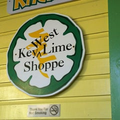 Photo taken at Kermit's Key West Key Lime Shoppe by Jessica on 8/22/2012