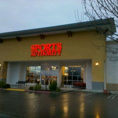Photo taken at Sports Authority by Andrew W. on 3/2/2011