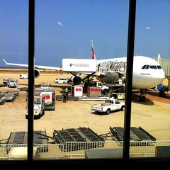 Photo taken at Beirut-Rafic Hariri International Airport (BEY) by is•a•machine on 7/23/2011
