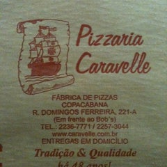 Photo taken at Caravelle Pizzaria by Carlos R. on 8/6/2011