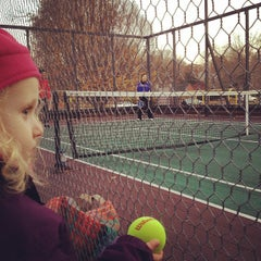 Photo taken at Loughlin Avenue Playground by Derek W. on 11/25/2011