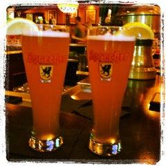 Photo taken at Sprecher's Restaurant & Pub by Chrisy T. on 6/24/2012