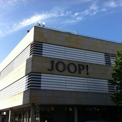 Photo taken at JOOP! Outlet Store by Gerald Julius W. on 5/26/2012