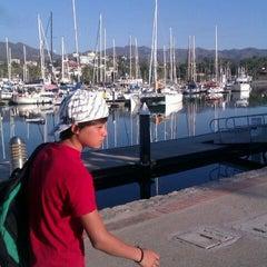 Photo taken at Marina Riviera Nayarit by peter A. on 3/9/2012