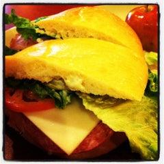 Photo taken at Panera Bread by Antonio M. on 4/8/2012