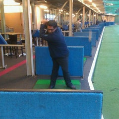 Photo taken at Topgolf Chigwell by sean h. on 11/16/2011