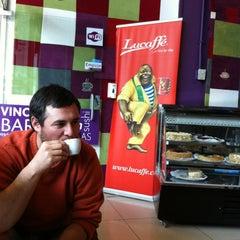 Photo taken at Café Montebianco by Pia N. on 7/1/2012