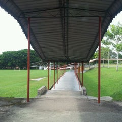 Photo taken at SMK Canossian Convent by Annie L. on 5/26/2012