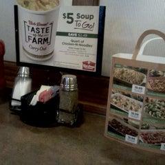 Photo taken at Bob Evans Restaurant by Brianne O. on 1/11/2012