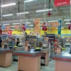 Photo taken at Mateus Supermercado by Daniel S. on 1/5/2012