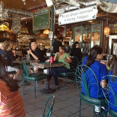 Photo taken at White Wolf Cafe & Bar by Jodie Y. on 6/22/2012