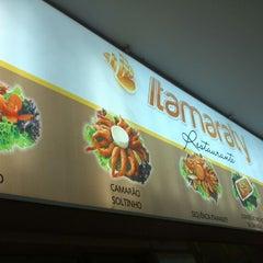Photo taken at Restaurante Itamaraty by Alexandre N. on 1/26/2012