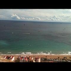 Photo taken at Alacant / Alicante by Da-eun J. on 10/28/2011