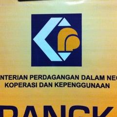 Photo taken at Bahagian Penguatkuasa KPDNKK by C.k. L. on 10/3/2011