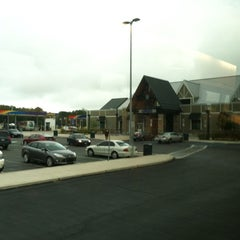 Photo taken at Hickory Run Service Plaza by Sheryl G. on 9/8/2012
