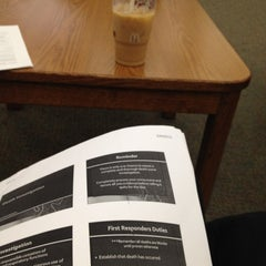 Photo taken at Karrmann Library at UW-Platteville by Jenna S. on 5/9/2012