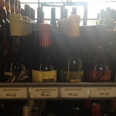 Photo taken at Village Liquor Store by Nick M. on 4/15/2012