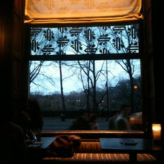 Photo taken at The Oak Room at The Plaza Hotel by N C. on 2/27/2011