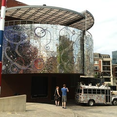 Photo taken at American Visionary Art Museum by Jenny M. on 6/30/2012