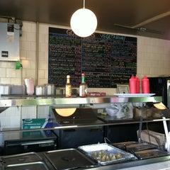 Photo taken at Govinda's Gourmet Vegetarian by Thomas R. on 5/12/2012
