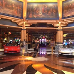 Photo taken at Four Winds Casino by Cleo M. on 6/25/2012