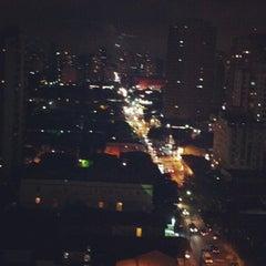 Photo taken at Mercure São Paulo Vila Olímpia by Franciane P. on 4/23/2012
