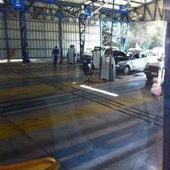 Photo taken at Planta de Revisión Técnica SGS by Nelson L. on 3/6/2012