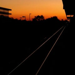 Photo taken at LIRR - Hicksville Station by Peter S. on 10/6/2011