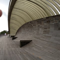 Photo taken at Henderson Waves by Tony Tin N. on 3/10/2012