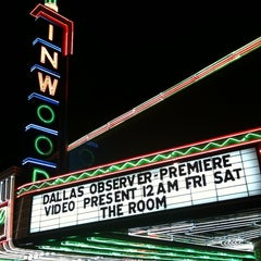 Photo taken at Inwood Theatre by Stayton P. on 2/19/2011