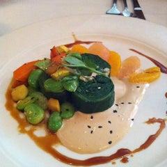 Photo taken at Higgins Restaurant & Bar by Janet J. on 7/24/2011