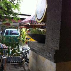 Photo taken at FRESKA CAFE by Yuko. K. on 11/22/2011