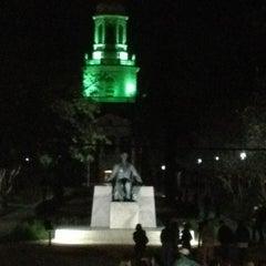 Photo taken at Baylor University by Mary A H. on 2/26/2012