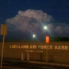 Photo taken at Lackland Air Force Base by Tara W. on 9/19/2011