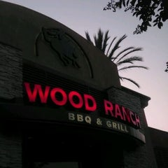 Photo taken at Wood Ranch BBQ & Grill by Robert C. on 10/22/2011