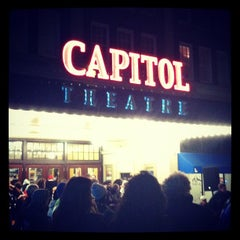 Photo taken at Capitol Theatre by Alexandra D. on 11/17/2011
