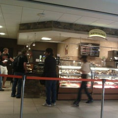 Photo taken at Artesano Bakery and Cafe by Joe S. on 9/12/2011