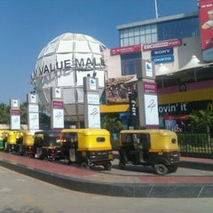 Photo taken at The Forum Value Mall by Anand B. on 1/14/2012
