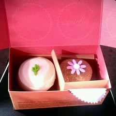 Photo taken at Sprinkles Cupcakes by Shannon G. on 1/24/2012
