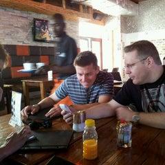 Photo taken at Inside Sports Lounge by Samantha F. on 10/16/2011