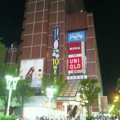 Photo taken at 西武新宿駅 (Seibu-Shinjuku Sta.) (SS01) by そうるまんきち on 9/12/2011
