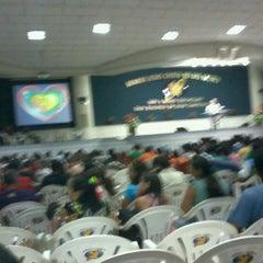 Photo taken at Igreja da Paz by Nayara F. on 9/11/2012