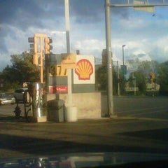 Photo taken at Shell by Mai Nhia M. on 9/25/2011