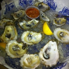 Photo taken at Pinchers Crab Shack by David N. on 4/28/2011