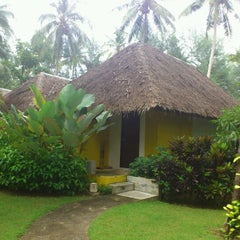 Photo taken at Haadson Resort Phang Nga by Nattaphon P. on 4/28/2012