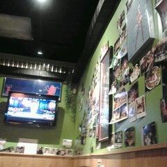 Photo taken at Yokohama Sushi by Felipe! on 12/18/2011